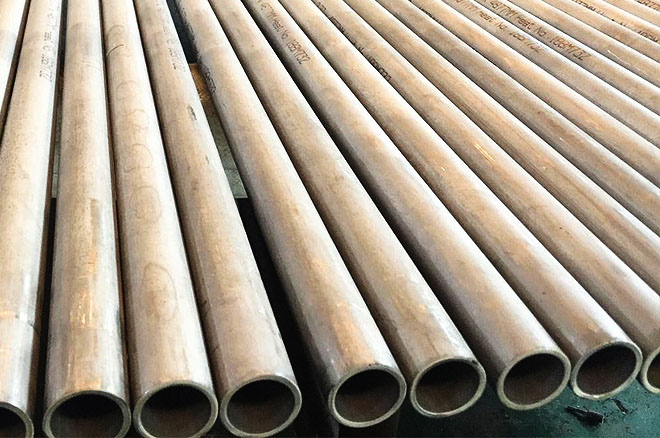 S32750 Stainless Steel Seamless Tube Pipe