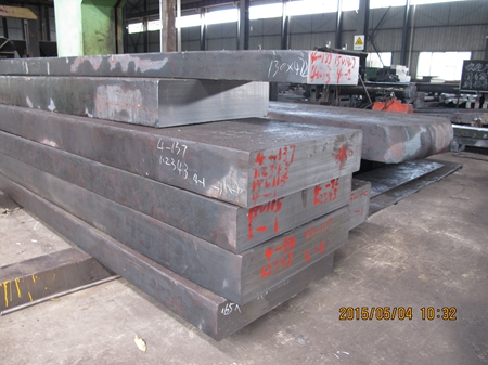 1.2738 / 40CrMnNiMo8-6-4 Cold work Tool Steel - DIN 17350