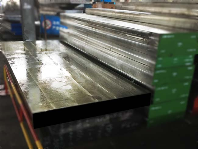 410CB Stainless Steel Forged Block Flat bar Forging